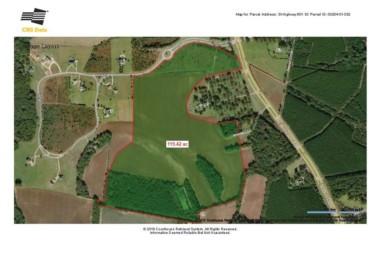 119 +or - acres Lazy Lane 4